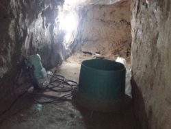 トンネル内部1839