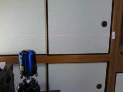 レーザー測量2218