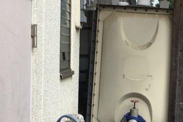 受水槽・貯水槽の沈下修正工事とは?傾きを直す方法から費用まで徹底公開!