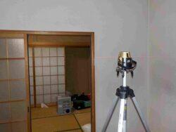 レーザー測量