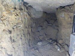 トンネル掘削