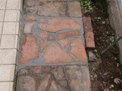 コンクリート土間復旧